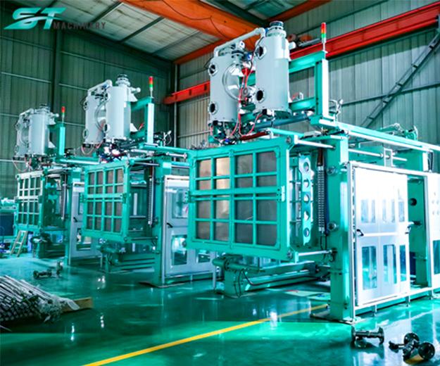 Energy Saving EPS Shape Moulding Machine