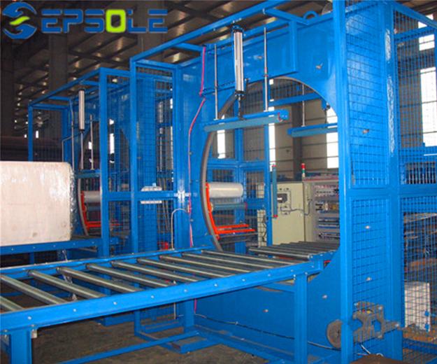 EPS Foam Sandwich Packaging Machine