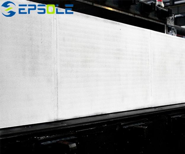 Phenolic Solid Anti Fire EPS Block Molding Machine