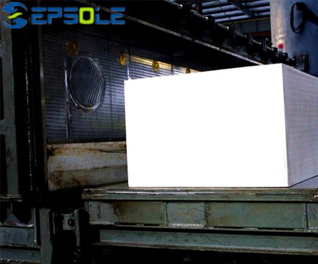 Vacuum Cooling EPS Block Molding Machine