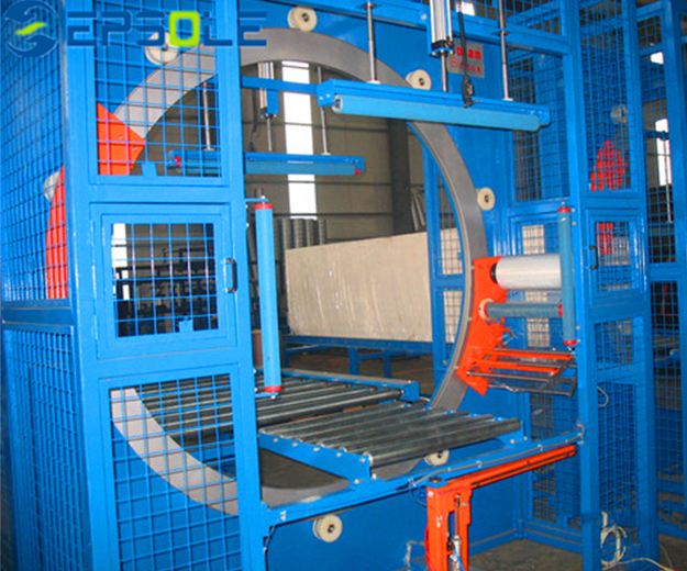 EPS Foam Packaging Machine
