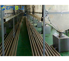 EPS Stainless Steel Bag Silo