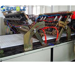 Semi Auto Steel Mesh Panel Machine