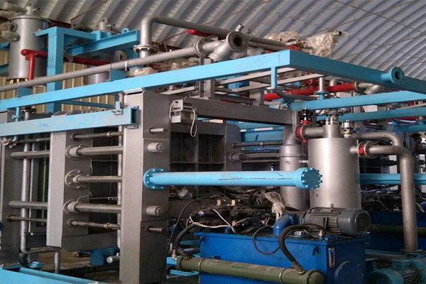 Eps Block Making Machinery