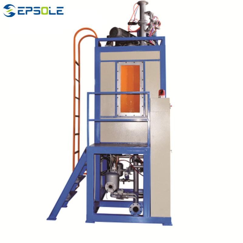 eps pre expander expanded polystyrene foam machine