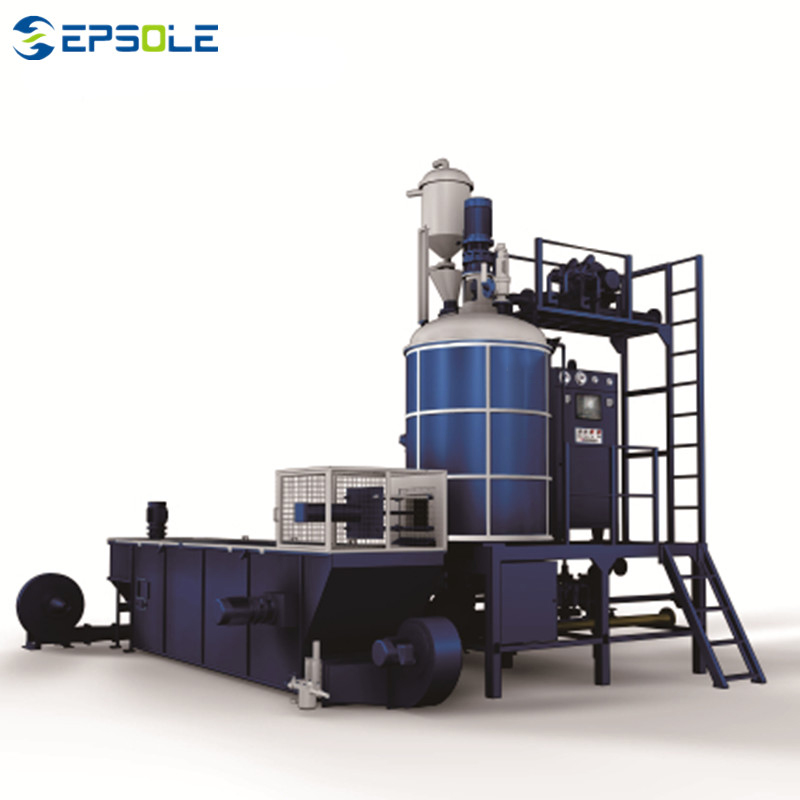 Eps Foam Granulating Machine