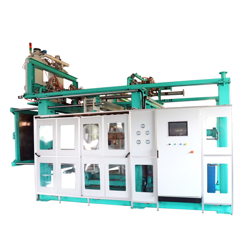 ICF Mould With EPS Shape Mould Machine