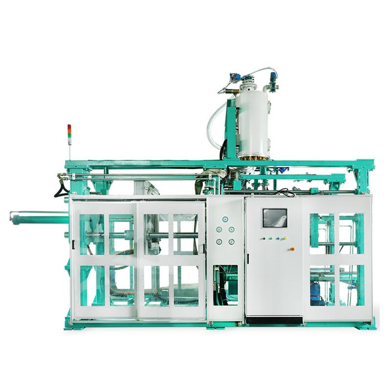 Automatic Shape Moulding Machine Making Pakaging Box