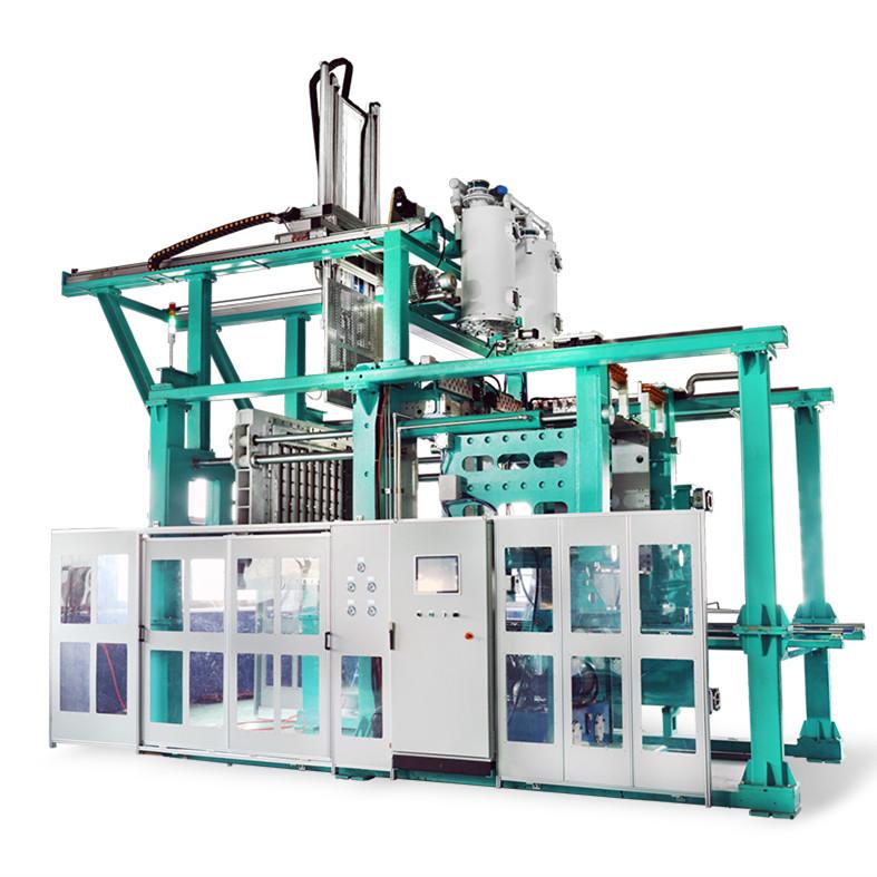 Automatic Vacuum EPS Shape Moulding Machine for EPS Cornice