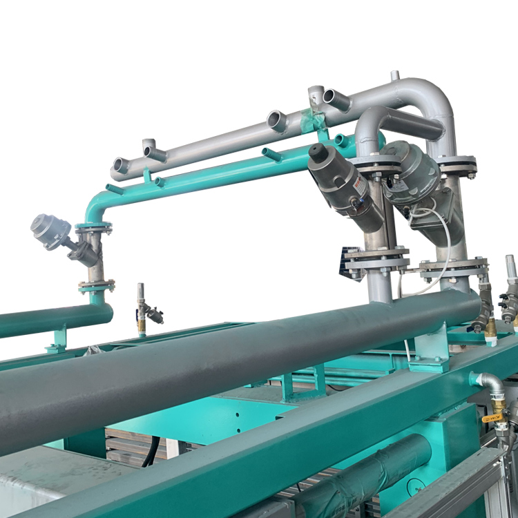 ETPU machine styrofoam