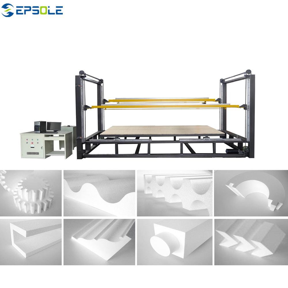 CNC Cutting Machines Hot Wire EPS Foam Board Cutter