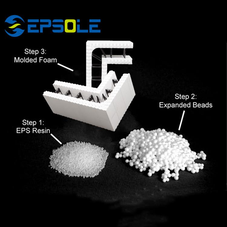 EPS Beads Expandable Polystyrene